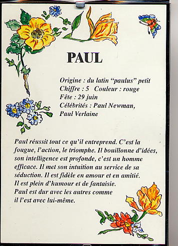 paul-meaning